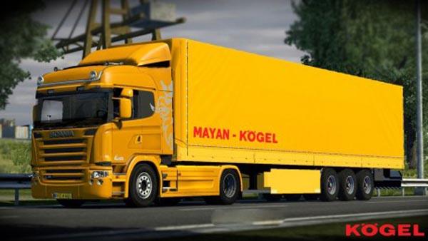 Mayan Kogel Trailer