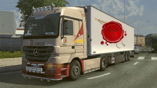Mercedes MP3 Albo Transports Skin