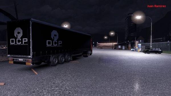 OCP Skin Trailer