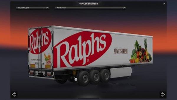 Ralphs trailer skin v1