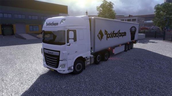 Rockford Fosgate Skin For Truck And Trailer
