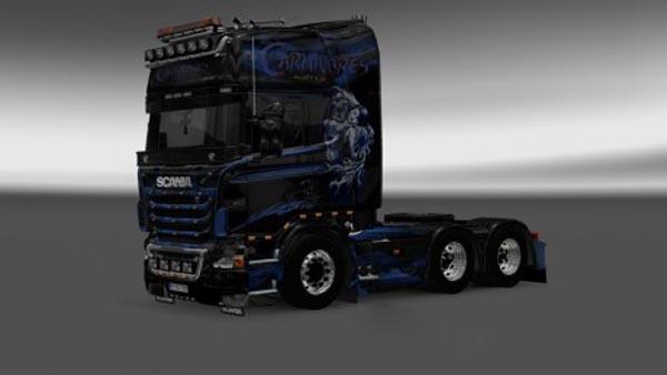 Scania Carnivores Skin