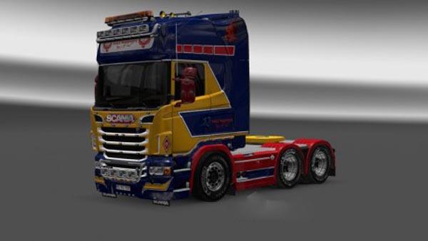 Scania Eagle Transport Skin