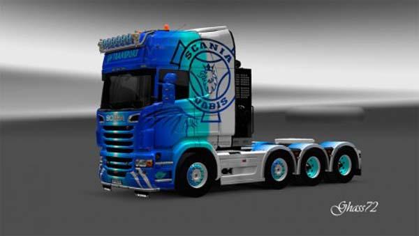 Scania GH skin