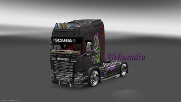 Scania Streamline 8 March Skin