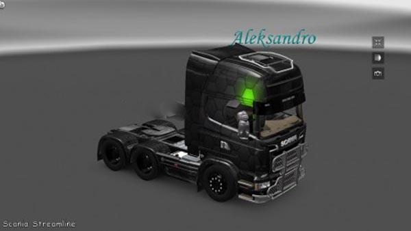 Scania Streamline Rhombus Skin