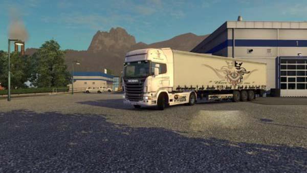 Scania Vabis V8 Combo Pack