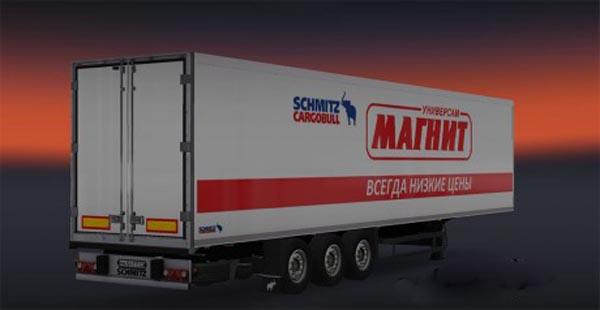Schmitz Trailer magnit