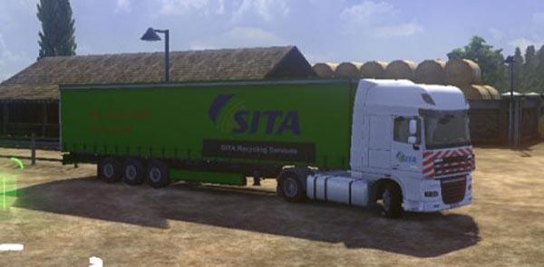 Sita trailer skin
