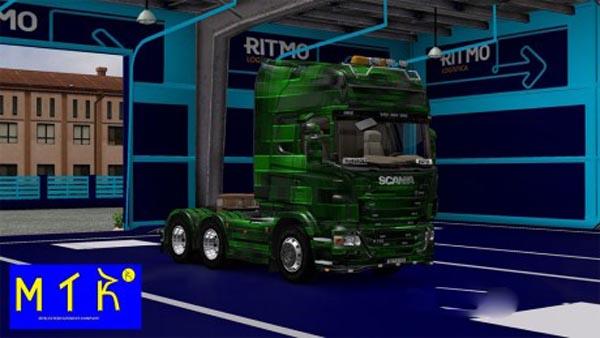 Skin Scania Revstill
