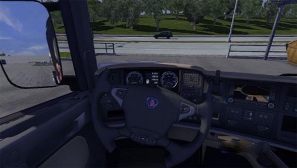 Steering Wheel For Scania R Streamline