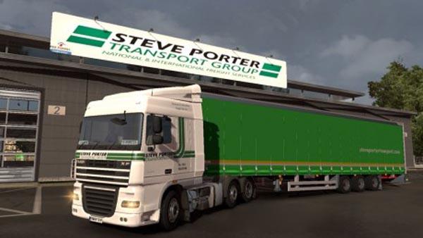 Steve Porter Transport Combo Pack
