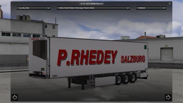 Trailer Standalone P.RHEDEY