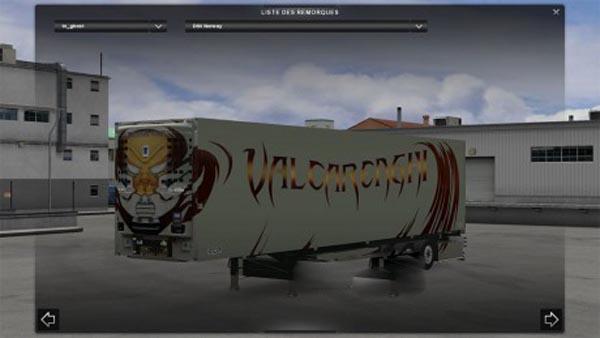 Trailer Standalone Valcarenghi