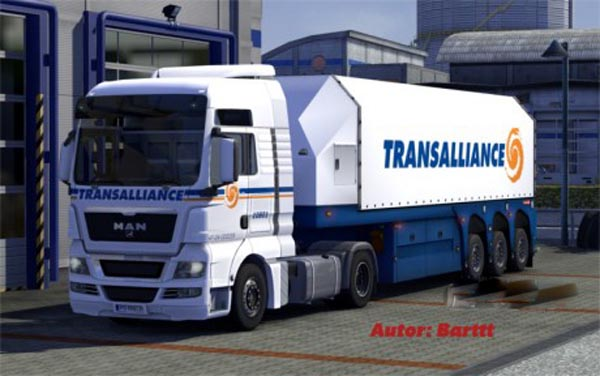 Transalliance Combo Pack