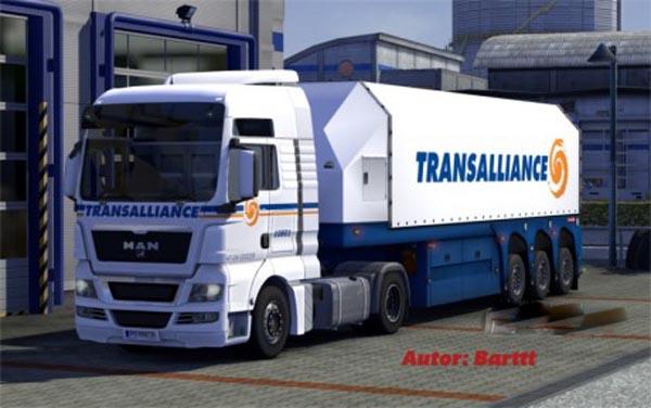 Transalliance Combo Pack
