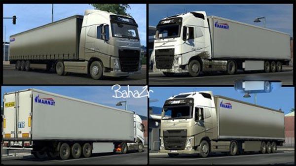 Volvo 2012 Dirty Skin pack