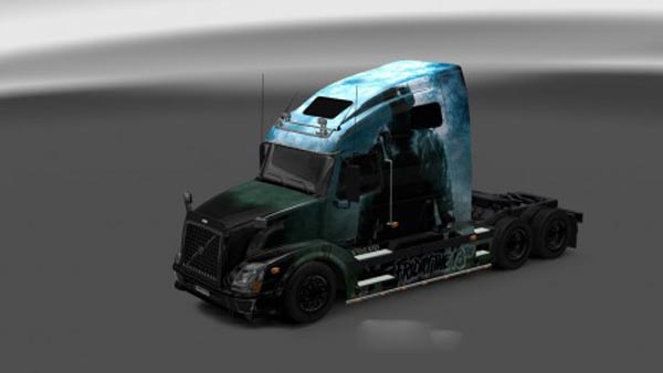 Volvo 670 Friday the 13th Skin