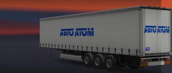 Avto Atom Kocani Trailer