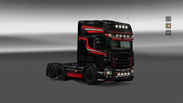 B.B.Transport Scania skin