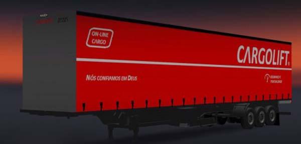 Bau Cargolift Trailer