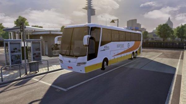 Bus Elegance 360 Gertaxi Skin