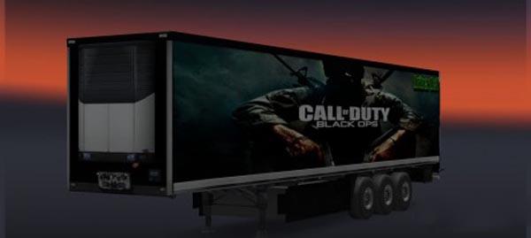 Callof Duty Trailer Skin