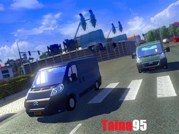 Citroen Jumper Ai Traffic