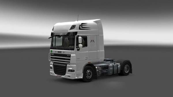 DAF XF Holland Style Will Never Die Skin