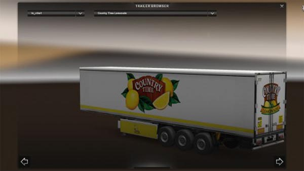 DC-Country Time Lemonade Trailer Skin 01