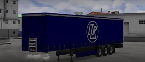 Krone LTR Trailer
