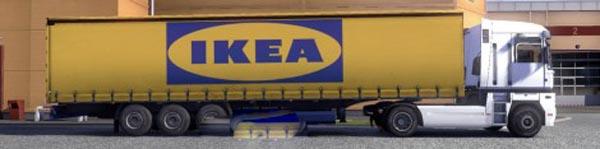 Krone Profi liner and Cool liner skin – Ikea