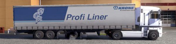 Krone Profi liner and Cool liner skin – Krone