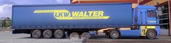Krone Profi liner and Cool liner skin – LKW Walter