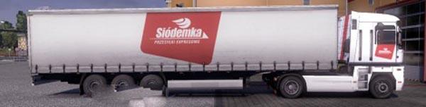 Krone Profi liner and Cool liner skin – Siodemka