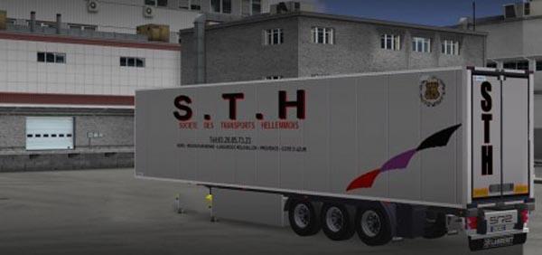 Lamberet STH Trailer