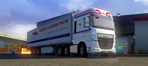 Mooy Logistics Combo Pack