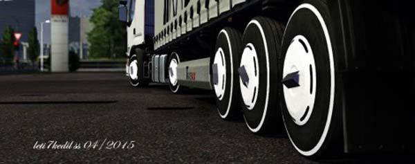 New Turkish Wheels