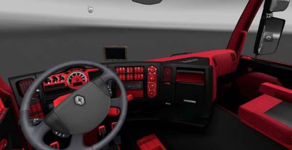Renault Premium Race Edition Interior