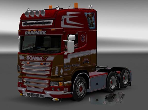 Scania R Ronny Ceusters