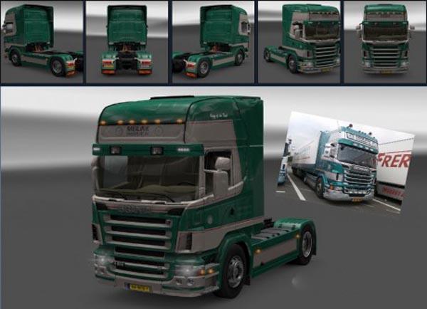 Scania R2008 Topline 50k Meilink Blokker Skin