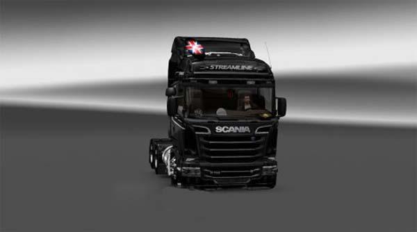 Scania Streamline Brazilian Edit