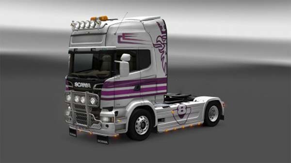 Scania Streamline Skin