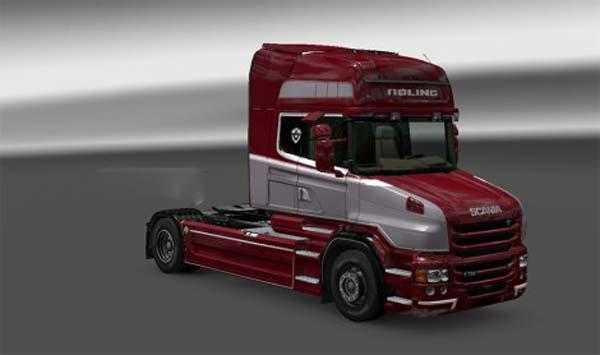 Scania T Roling
