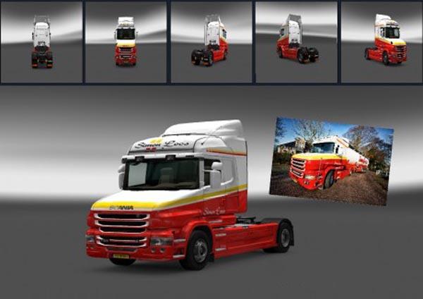 Scania T Simon Loos Skin