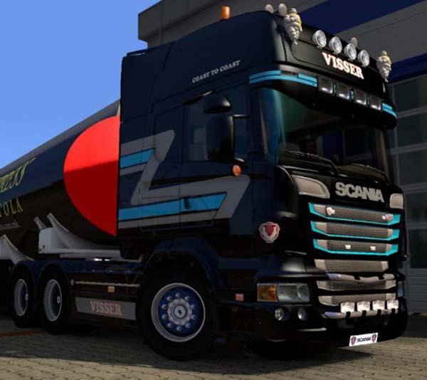 Scania Visser Skin