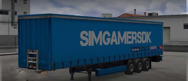 Sim Gamers DK Trailer