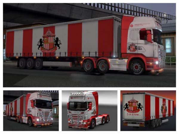 Sunderland AFC Combo