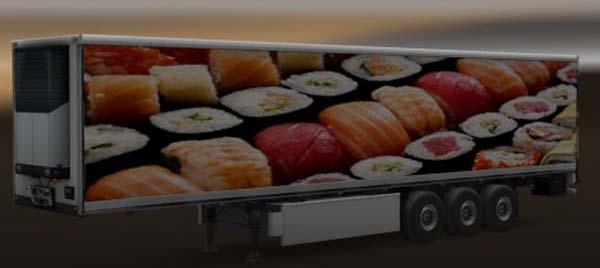 Sushi Trailer