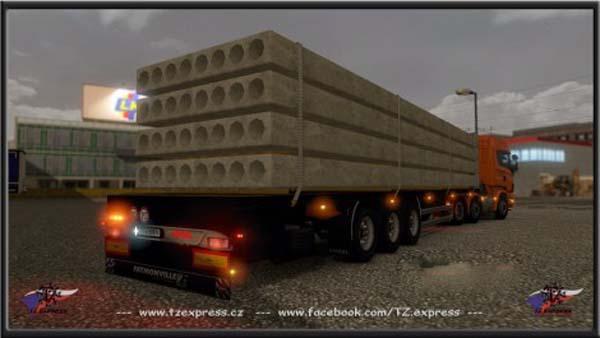 TZ Express Koegel Flatbed